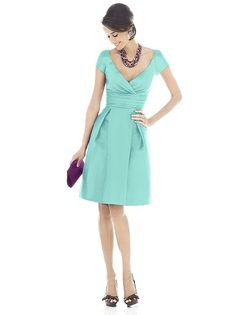 Alfred Sung Style D502 http://www.dessy.com/dresses/bridesmaid/d502/