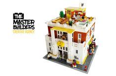 LEGO Ideas - Creative Agency (Modular)