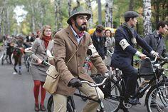 Tweed Run Moscow