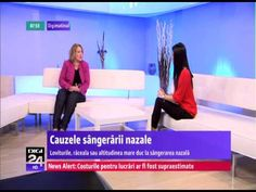 Conf. Dr. Maria Beuran Medic Primar ORL Digi24 Healthy Life, Healthy Living