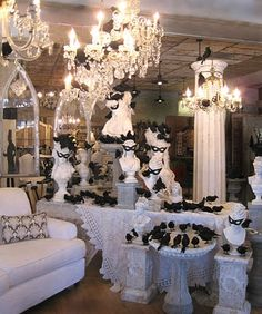 very cool halloween decor