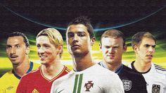 Euro 2012: Stars und Millionen