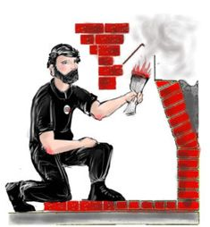 Couple Poses Drawing, Couple Posing, Brick Grill, Clean Dryer Vent, Vent Cleaning, Chiminea, Chimney Sweep, Fireplace Design, Bbq