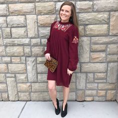 Perfect dress for those winter weddings! Comment below with PayPal to purchase and ship or comment for 24 hour hold #repurposeboutique#shoprepurpose#carthage#boutiquelove#style#trendy#musthaves#obsessed#fashion#sweaterready#winterready#winterlove#shopwinter