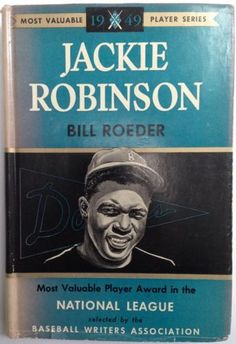 Jackie-Robinson-Most-Valuable-Player-Series-Bill-Roeder-1950-Hardcover-baseball
