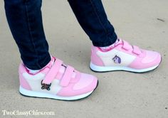 Fayvel Girls Sneakers