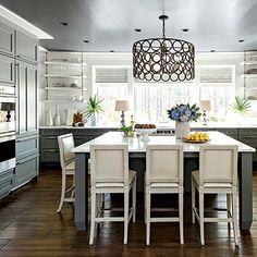 ... In Island on Pinterest | Island Stove, Kitchens and Kitchen Islands
