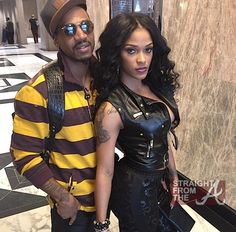 Love & Hip Hop Atlanta aka 'The Stevie J & Josaline Show