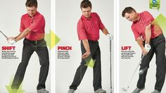 How to Compress the Ball in Three Easy Steps #golf #u4golf1