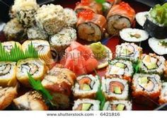 makis..sushis..sashimis