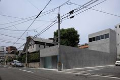 House in Ropponmatsu on Architizer