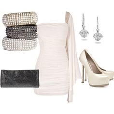 A Jennifer Lopez inspired look for a night out!