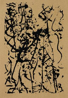 Jackson Pollock | Untitled (M20) (ca. 1946) | Available for Sale | Artsy