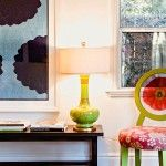 Style At Home: Jennifer McGarigle Of Floral Art | theglitterguide.com