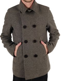 Another great Peacoat by Nudie.