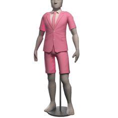 Brume Rose Short Suit