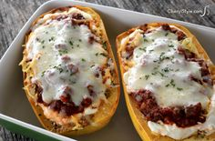 Enjoy your favorite Italian fare without the guilt from carbs—this spaghetti squash lasagna is easy to make and a tasty alternative to regular lasagna!