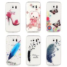 For Samsung Galaxy J5 2016 Case Transparent Cute Bear Patterns Phone case For Coque Samsung Galaxy J5 2015 Case Cover Silicone #clothing,#shoes,#jewelry,#women,#men,#hats,#watches,#belts,#fashion,#style