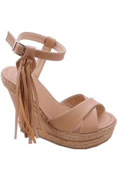 The Cross Your Heart Wedges
