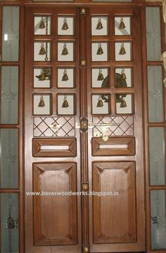 Charming Pooja Room Door Designs Looking For Tips About Woodworking? Http://www. Part 5
