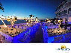 #haztubodaenacapulco Celebra tu boda en Acapulco con Aida's Banquetes. CÁSATE EN ACAPULCO. Aida's Banquetes, te ofrece todos los servicios para que la boda de tus sueños sea una realidad. Cuenta con un bello salón en una residencia, terraza con vista al mar, barra libre, equipo de sonido, pirotecnia, gestión de boda civil y mucho más. Te invitamos a celebrar el día más importante de tu vida en el hermoso Acapulco. www.fidetur.guerrero.gob.mx