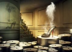 Louboutin's Story – Ads Campaign for Luxury Shoes