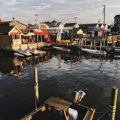 I miss NJ already!!  Had dinner on the bay at #TheBoathouse in Beach Haven (#LBI ) with mom and @kappeljamescloninger. So many memories!! Such a magical. Have you been to LBI? It's SO NOT the stereotypical Jersey shore. [Also went to The Chicken or the Egg (@lbi_chegg) for a bottle of Ludicrous hot sauce.  #YES] #summer #longbeachisland #homestatelove by tifforelie