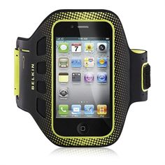 EaseFit Sport Armband for iPhone 4S | iPhone 4/4S | iPhone | Device | Belkin USA Site