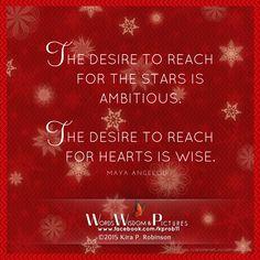 Words Wisdom & Pictures