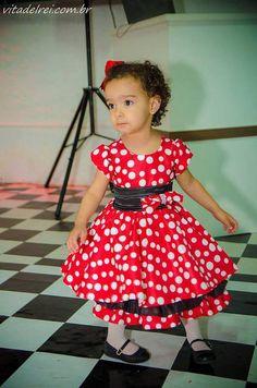 Disfraz Minnie Mouse, Cupcake, Summer Dresses, Vintage, Style, Fashion, Party Fashion, Kids Part, Kids Fashion