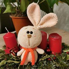Brownie the Santa Bear pattern, crochet teddy bear pattern, amigurumi teddy bear pattern, crochet Christmas teddy bear pattern PDF Crochet Hippo, Crochet Bee, Crochet Teddy Bear Pattern, Crochet Butterfly, Crochet Toys, Crochet Patterns, Christmas Teddy Bear, Crochet Basics, Stitch Markers