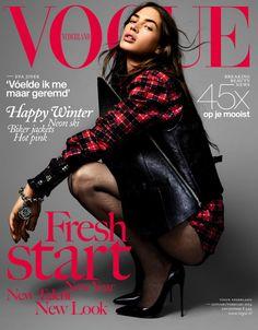Crista Cober by Marc de Groot for Vogue NE 2014