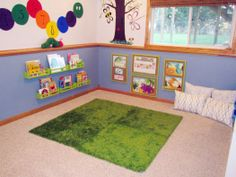 An entire blog post from I Heart Organzing on children's playrooms. I love her blog!