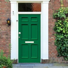External doors for front and back outside use. Huge selection of external wooden doors, glazed external doors, hardwood. Free delivery on UK external doors. External Timber Doors, Glazed External Doors, Victorian Door, Victorian Homes, Fire Rated Doors, 6 Panel Doors, Door Fittings, Traditional Doors, Exterior Doors