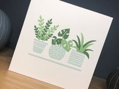 Paper cut leaves and pots, simple yet effective Blank Cards, Greeting Cards Handmade, Potted Plants, Paper Cutting, Pots, Leaves, Simple, Unique, Pot Plants