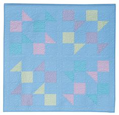 Here Fishy Fishy Quilt Pattern Download
