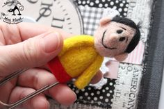 """Bolek from the Polish fairy """"BOLEK I LOLEK"""" minifilcus.blogspot.com"""