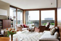Barbican, Retrouvius, Mid Century - Living Room Design Ideas & Pictures (houseandgarden.co.uk)