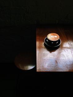 Latte at VCR, jalan Galloway Kuala Lumpur