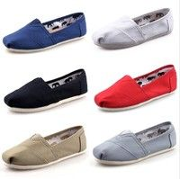 Jag tror du skulle gilla New style canvas shoes fashion loafers flat shoes women espadrille sneakers unisex size 4-14 summer flats shoes. Lägg till den i din önskelista!  http://www.wish.com/c/54a1757945f64d31d2566f14