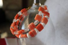 Splash Of Summer Bracelet by NelliesTrinkets on Etsy, $15.00