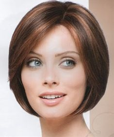 Dark Brown Hair With Cinnamon Highlights - Click image to find more Hair & Beauty Pinterest pins