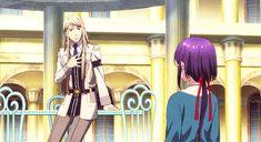 Immagine di anime, gif, and kamigami no asobi