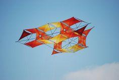 STRUCTURAL 'Box' kite 2011 AKAGN Kite Making