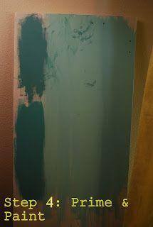 {17th & Judah}: Tutorial: How to Paint Laminate Furniture