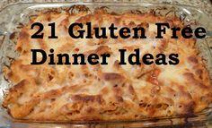 21 Gluten Free Dinner Ideas | What Contains Gluten?