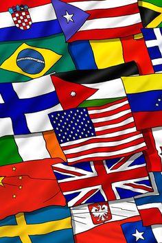 World flags .@Jorge Cavalcante (JORGENCA)