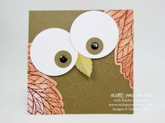 Click here to see photos and a how-to video for lots of great projects created with the September 2017 Layered Leaves Paper Pumpkin kit (2 simple note cards, a cute owlet card, 2 pillow boxes with windows, a wine bottle/door hanger pouch, a beautiful card featuring the Press-n-Seal transfer technique & a pocket scrapbook page) and to hear about upcoming kits for October and November... #stampyourartout - Stampin' Up!®️️ - Stamp Your Art Out! www.stampyourartout.com