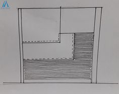 Feature Wall Sketch Design by Team AAA