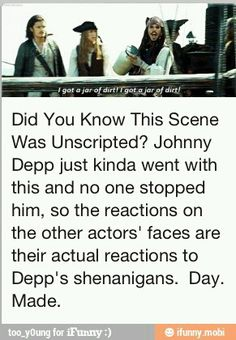 And this, dearie, is why I love Johnny Depp.